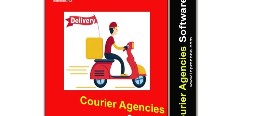 Courier Agencies Software (Course)