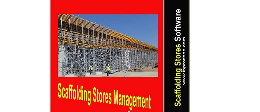 Scaffolding Stores Software (Course)